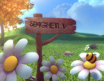Spaghetti.TV Spring Reel Intro