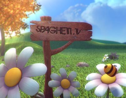 Spaghetti.TV Spring Reel Intro
