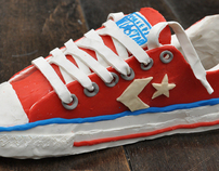 CONVERSE & SHOES-UP
