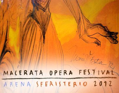 Notte dellOpera-Sferisterio Off, Macerata, Italia 2012