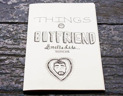 Things My Boyfriend Smells Like... volume 01