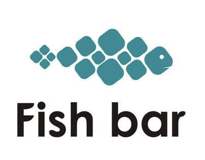 Fish bar logo & corporate identity