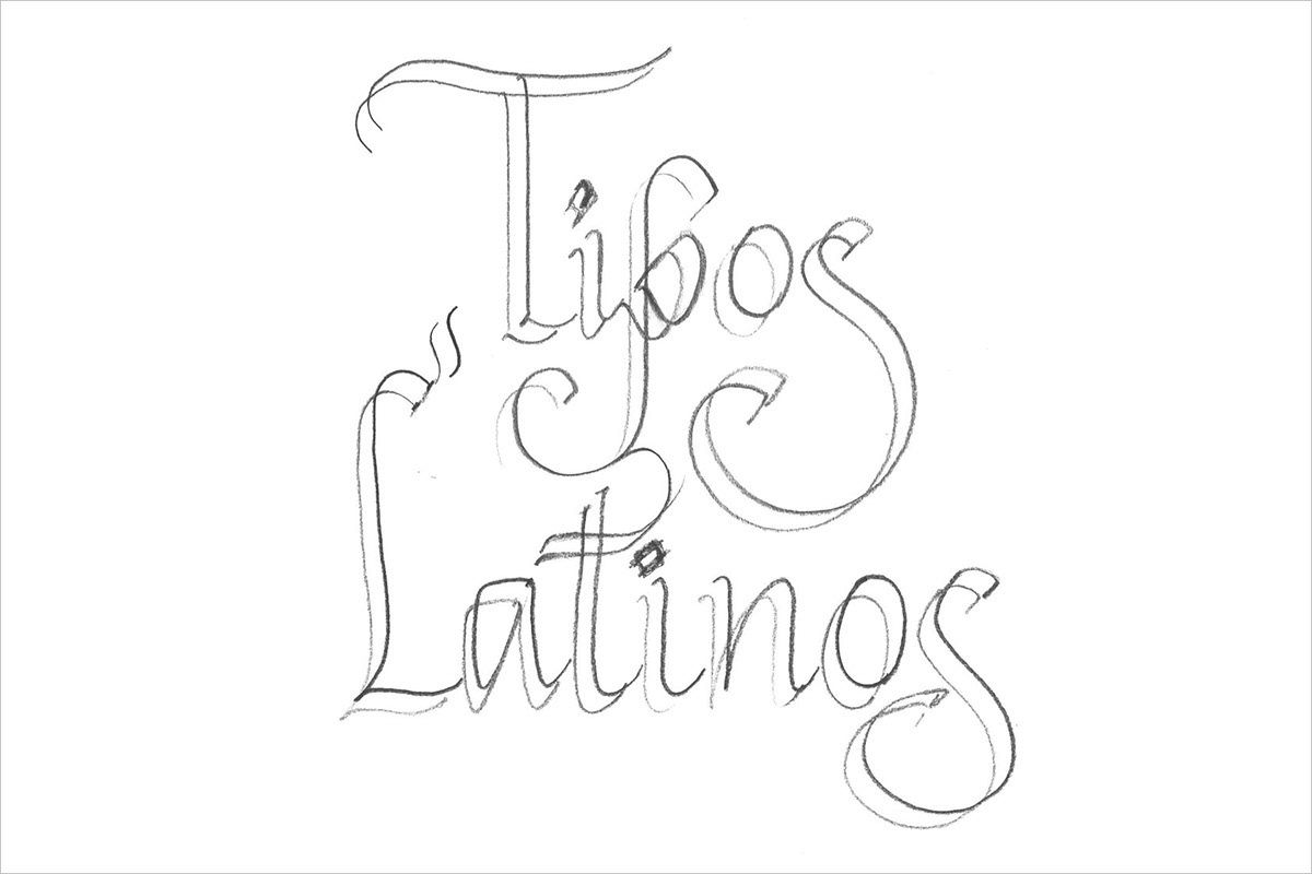 Tipos Latinos 2012. Santa Fe. Work in progress