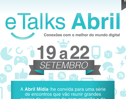 eTalks Abril