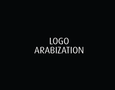 LOGO ARABIZATION