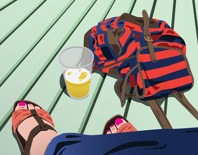ILLUSTRATION | Summers not over