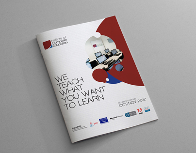 ICE Malta - ICT Training Brochure 2012