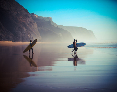 Nomad Surfers - Surf Lifestyle Moments