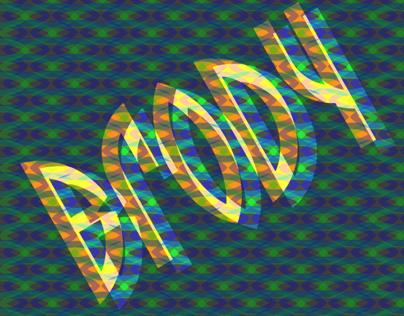 Typo Graphic Extravaganza