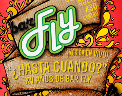 Bar Fly. Advertising