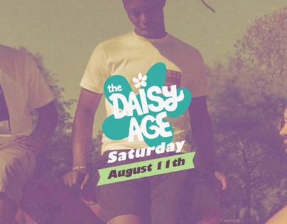 "The Daisy Age ""Bringing Positivity Back"" 2012"