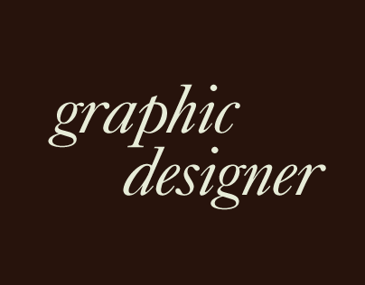 10 Reasons that Make You a Graphic Designer
