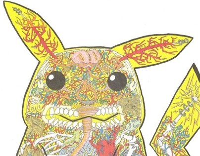 Pikachus Cross Section