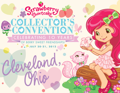 Strawberry Shortcake Collectors Convention