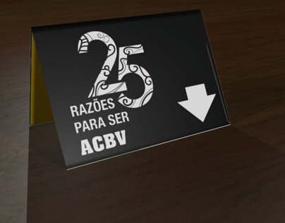 25 Reasons - Brochure