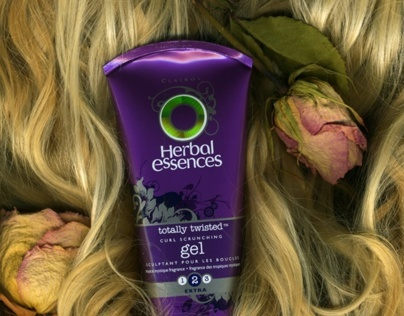 Herbal Essence Print Ad