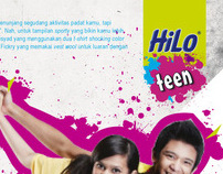 HiLo Teen Fashion Spread