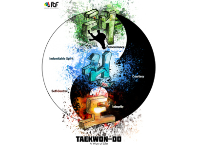 Taekwon-Do - Promotional campaign