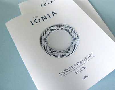 IONIA MEDITERRANEAN BLUE PRINT COMMUNICATION