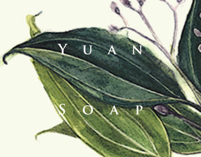 YUAN SOAP - Web Design