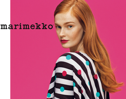 Marimekko Lookbook Winter 2012