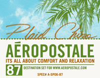 Aeropostale Mens Marketing