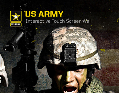 U.S. Army Touch Screen