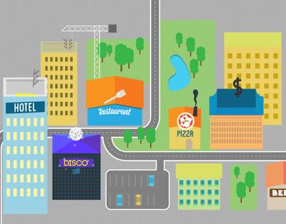 Facearound app, promotional video