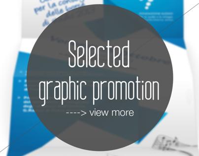 Selection Graphic Promotion - Volantini - locandine
