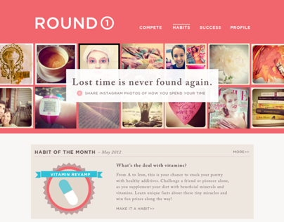 Round One Web Design