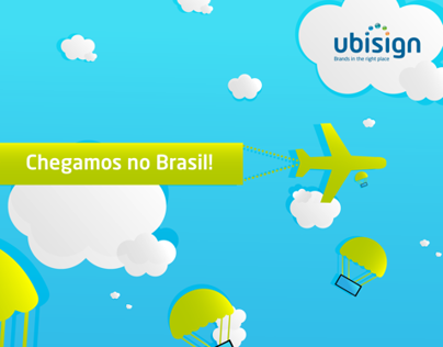 We arrived in Brazil!