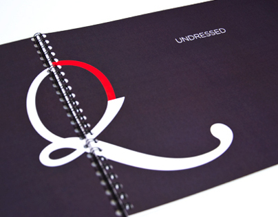 UNDRESSED Type - Booklet