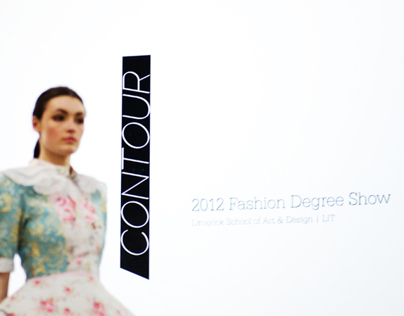 CONTOUR - LSAD 2012 Fashion Degree Show