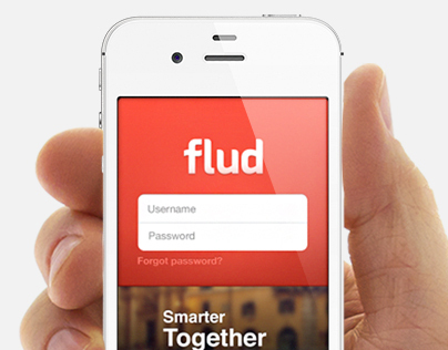 FLUD / REBRAND & PRODUCT LAUNCH