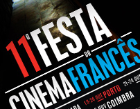 Posters to 11º French Cinema Festival