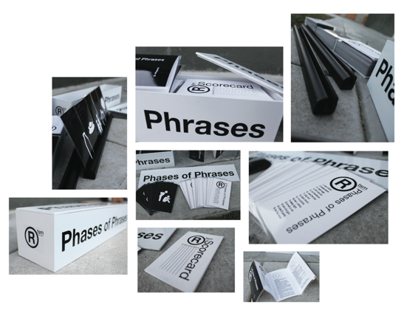 Phases of Phrases - Game