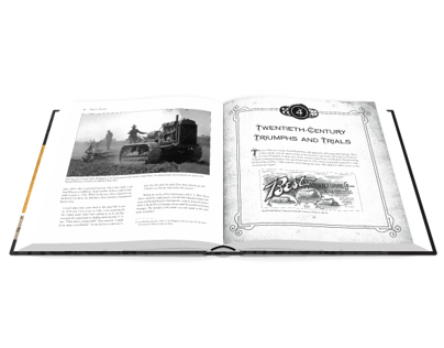 Book Page Layout and Design