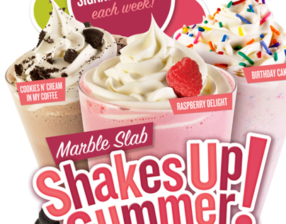 Marble Slab Shakes Up Summer