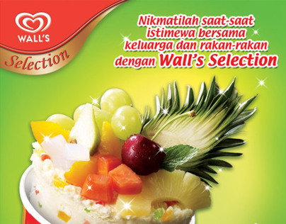 WAll's Fruit Salad