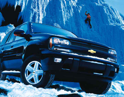 Chevrolet TrailBlazer Catalog