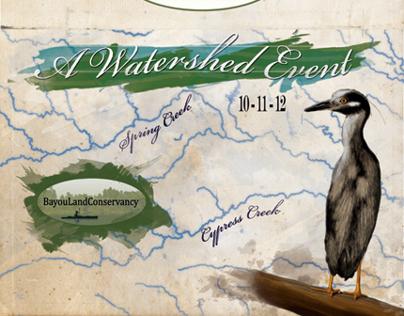 Land Conservancy Gala Invitation