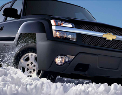 Chevrolet Avalanche Catalog