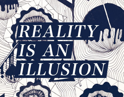 Reality is an illusion | MP