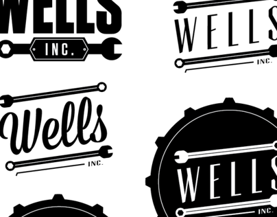 Wells Bike Inc. Logo