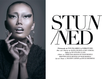 STUN/NED by Ton Palabrica of SIRK Studio