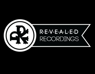 Revealed Recordings Branding