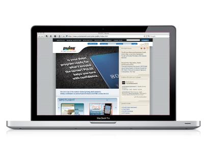 PULSE Websites