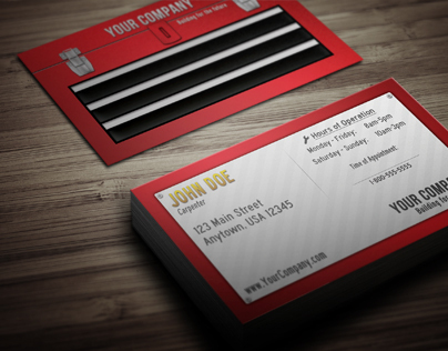 Toolbox Business Card