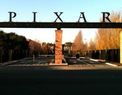 pixar gates design process