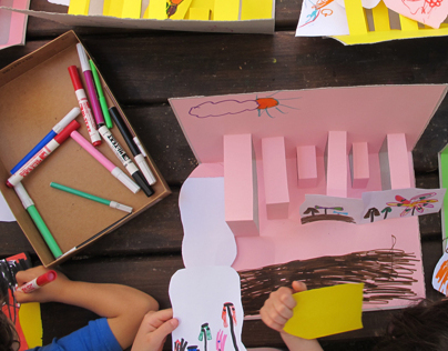 Creative workshops for children